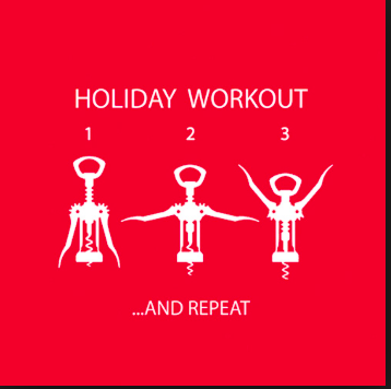 Keep Hype During the Holidays-quick workouts
