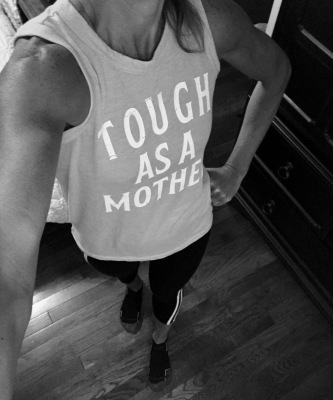 Tough as a mother is right!