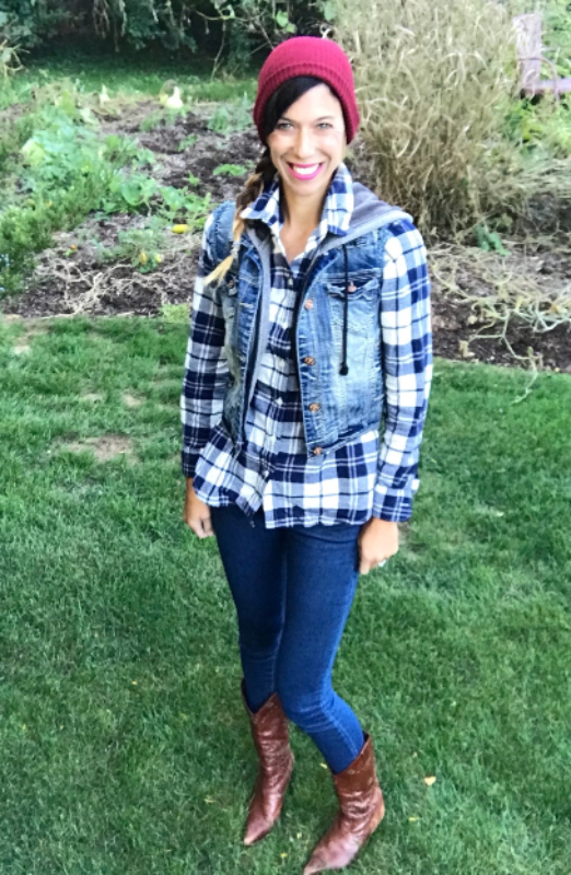 Fall Flannel Style